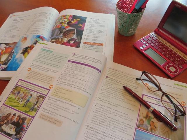 英語の定期テストの勉強法!