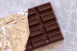 チョコレートのパワー!