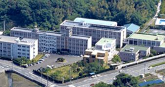 鳥羽商船高専校舎