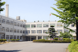 群馬高専校舎