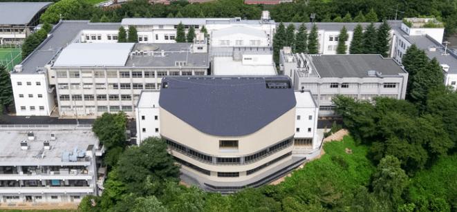 慶應義塾高校校舎
