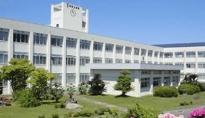 和歌山高専校舎