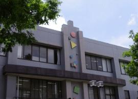 筑波大学附属駒場高校校舎