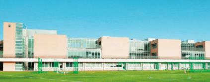 中央大学附属横浜高校校舎